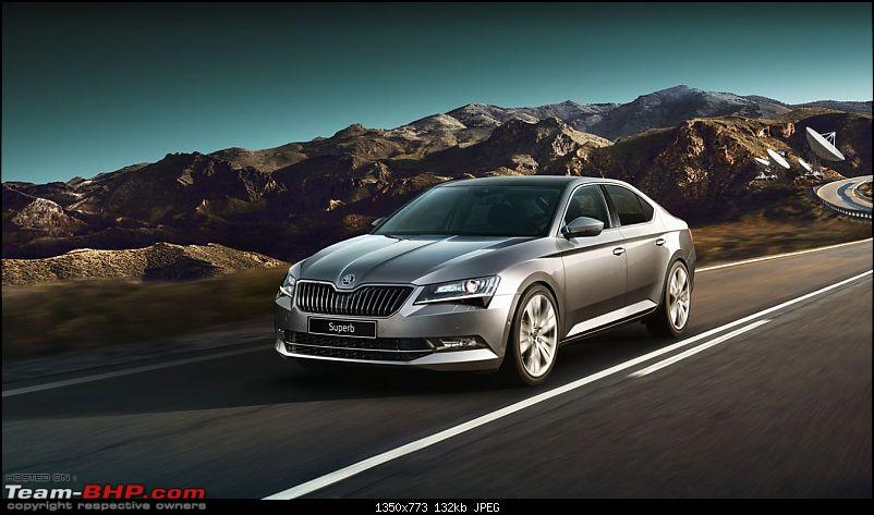 Skoda Superb Corporate Edition priced at Rs. 23.49 lakh-skoda-superb.jpg