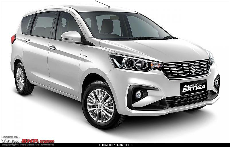 The 2018 next-gen Maruti Ertiga, now launched at Rs 7.44 lakhs-allnewertigawhite.jpg