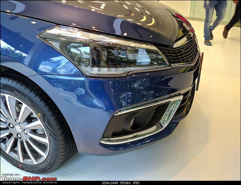 The Maruti Ciaz Facelift. EDIT: Now launched at ₹ 8.19 lakhs-img_20180830_155446.jpg