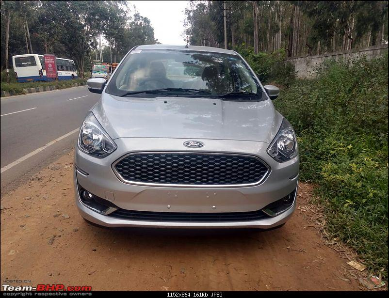The Ford Figo & Aspire Facelifts. EDIT: Aspire launched at Rs 5.55 lakhs-cf5ca93f52fa443aae23e4eabadde39d.jpeg
