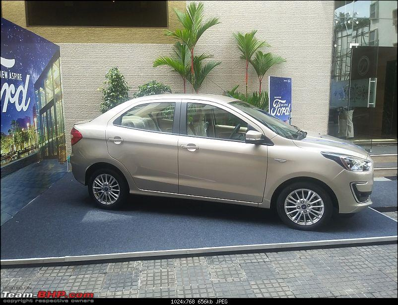 The Ford Figo & Aspire Facelifts. EDIT: Aspire launched at Rs 5.55 lakhs-4.jpg