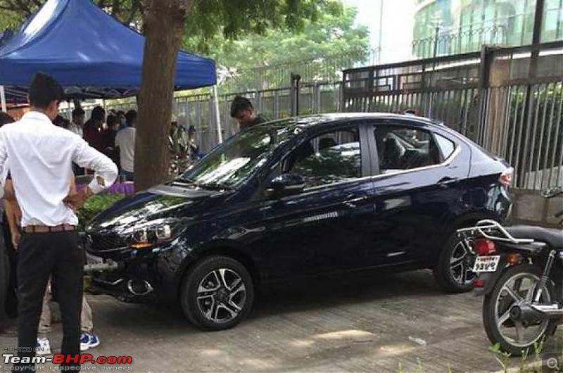 The Tata Tigor Facelift, now launched-tigorfaceliftspy1.jpg