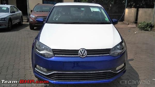 volkswagen polo ameo vento connect edition launched. Black Bedroom Furniture Sets. Home Design Ideas