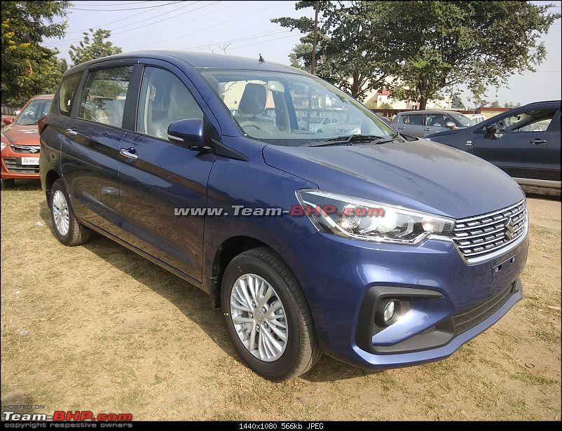The 2018 next-gen Maruti Ertiga, now launched at Rs 7.44 lakhs-3.jpg