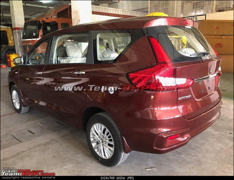 The 2018 next-gen Maruti Ertiga, now launched at Rs 7.44 lakhs-9.jpg