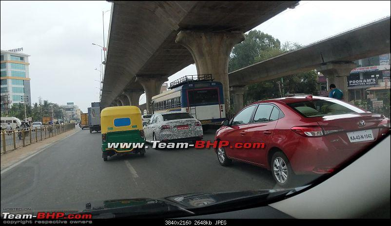 Next-gen Toyota Camry spotted testing in India EDIT: Launched at Rs. 36.95 lakhs-06.jpg