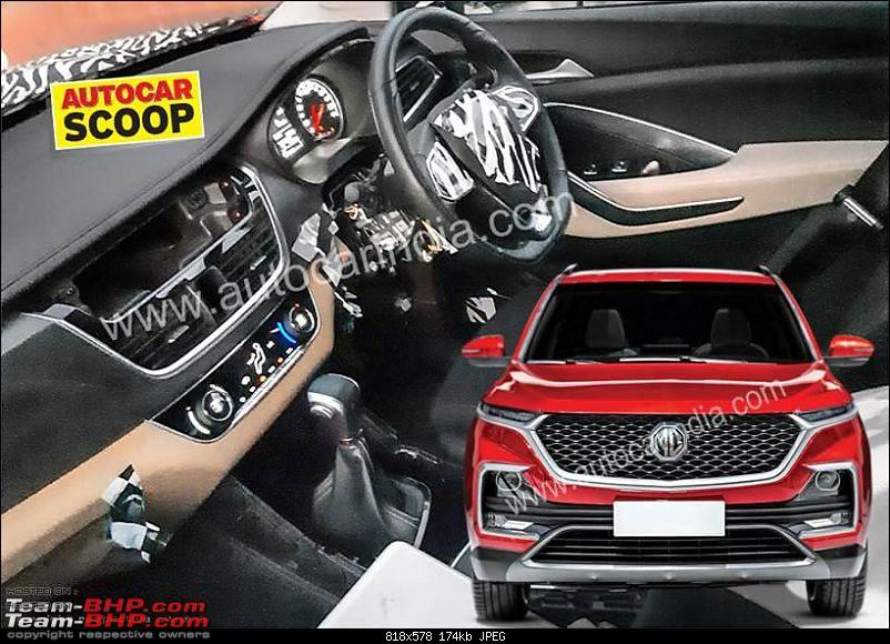Rumour: MG's first SUV to use Jeep's 2.0L diesel engine-mg-interior.jpg