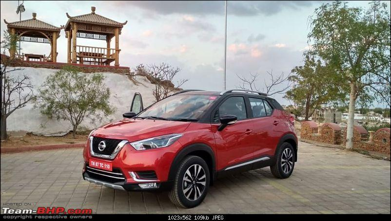 The Nissan Kicks Crossover. EDIT: Launched at Rs. 9.55 lakhs-1.jpg