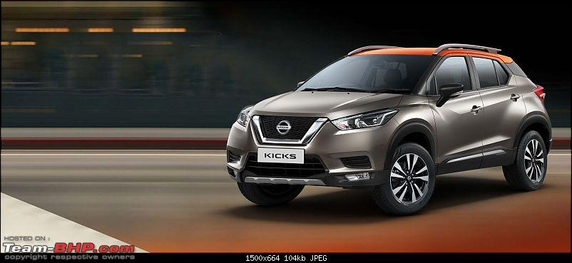 The Nissan Kicks Crossover. EDIT: Launched at Rs. 9.55 lakhs-kicks1.jpeg