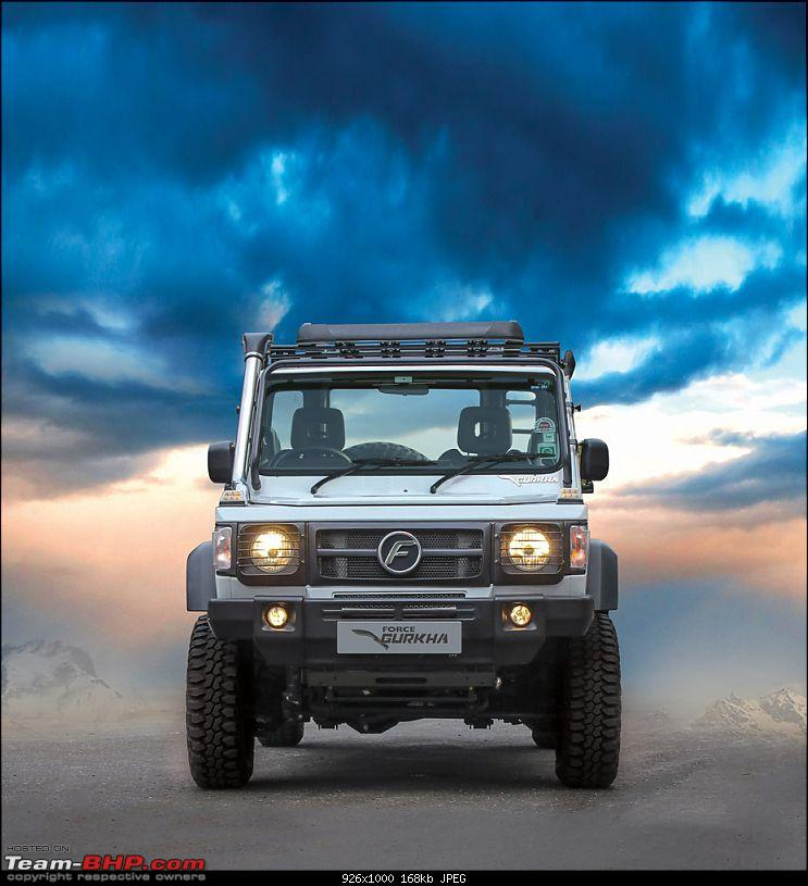 Force Gurkha facelift with 140 BHP coming up. EDIT : Now launched @ Rs. 12.99 lakh-force-gurkha-xtremefront.jpg