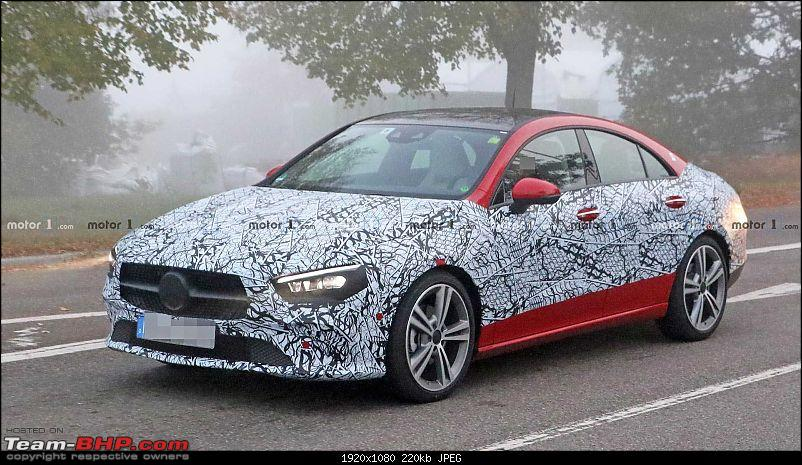 Upcoming new car launches of 2019-mercedesbenzclaclassspyshots.jpg