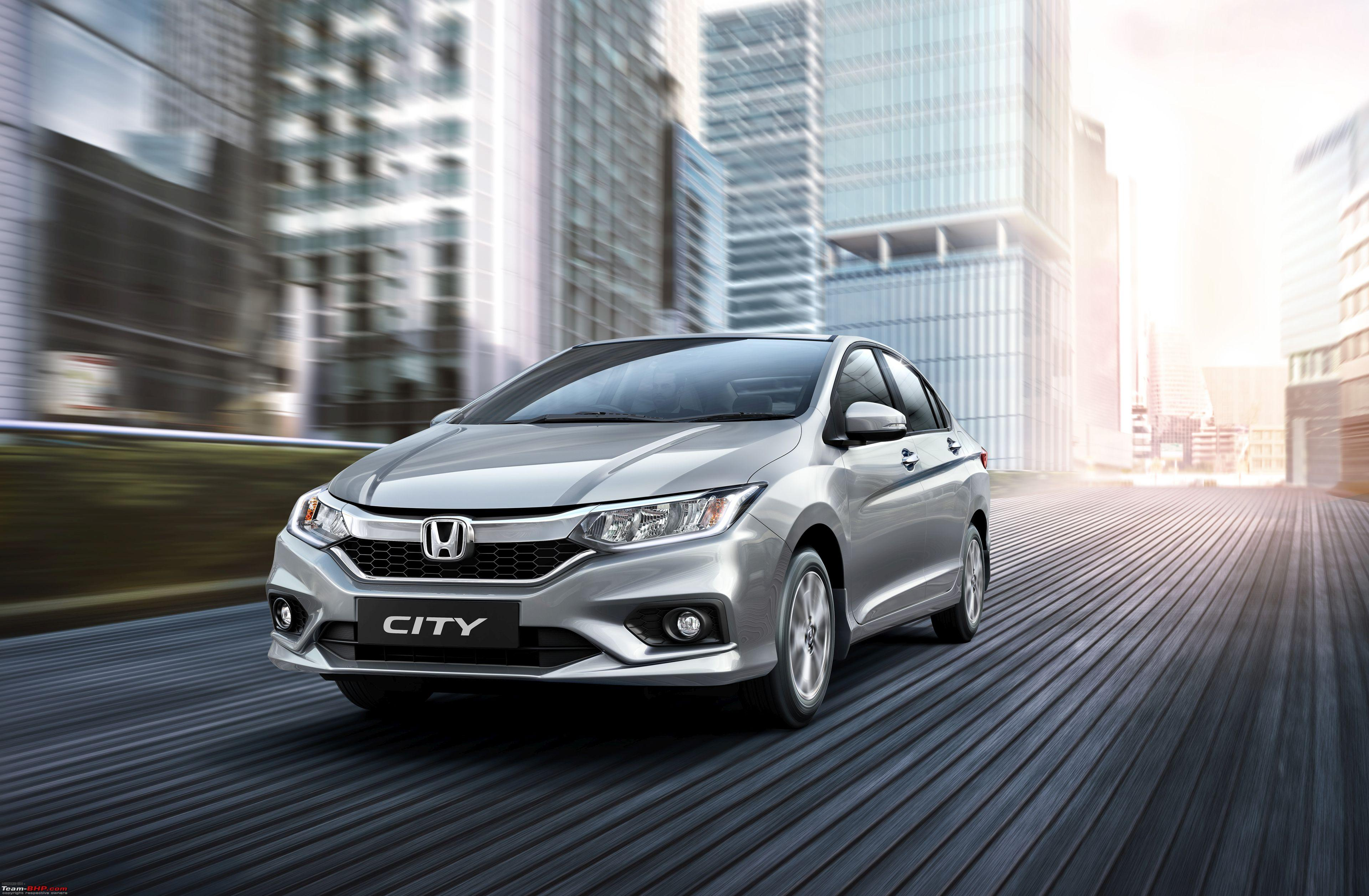 Honda City ZX MT Petrol variant launched at Rs  12 75 lakh