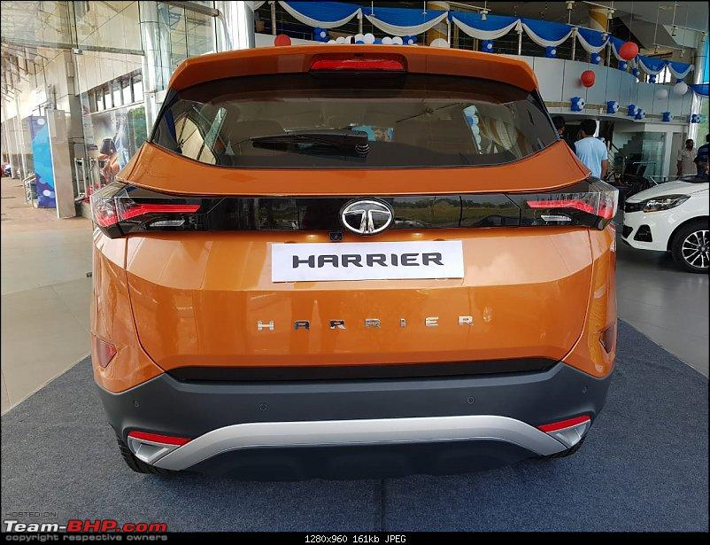 Tata H5X Concept @ Auto Expo 2018. Named Tata Harrier! EDIT: Launched @ Rs. 12.69 lakhs-4-rear.jpeg