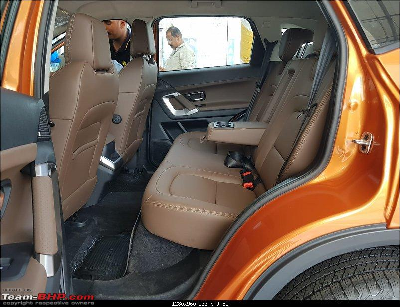 Tata H5X Concept @ Auto Expo 2018. Named Tata Harrier! EDIT: Launched @ Rs. 12.69 lakhs-14.3-rear-seat.jpeg