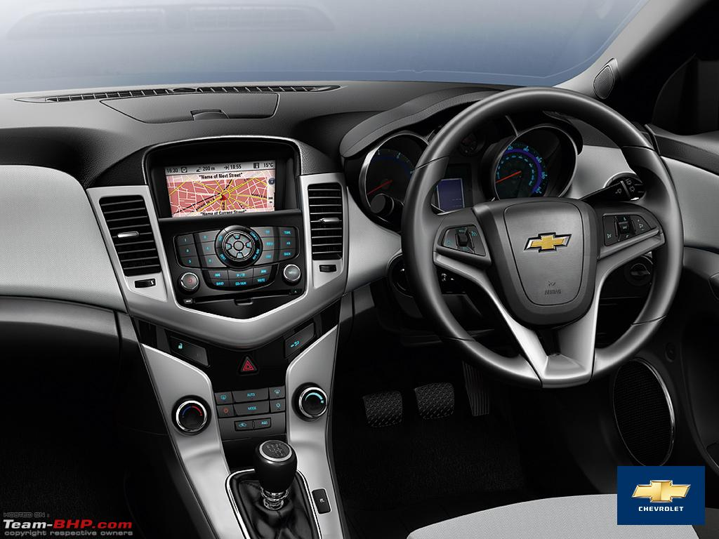 Chevy cruze missile fired in a team of bhpians cruze4drhde2009galleryinteriordownload04 jpg