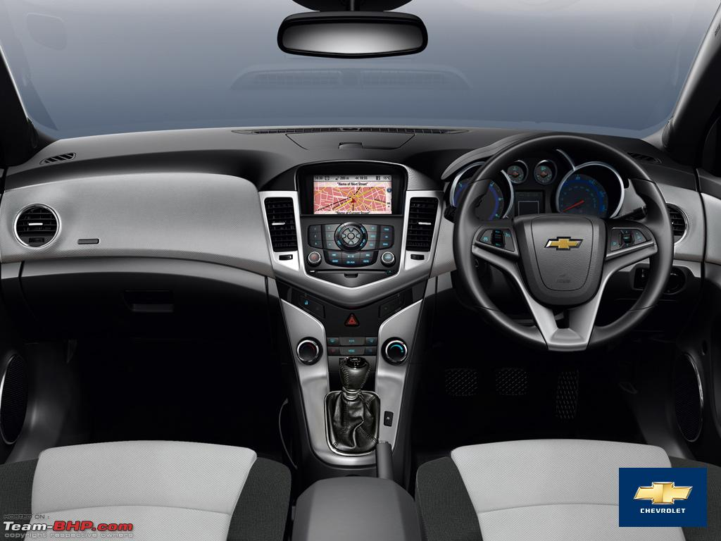 Chevy cruze missile fired in a team of bhpians cruze4drhde2009galleryinteriordownload06 jpg