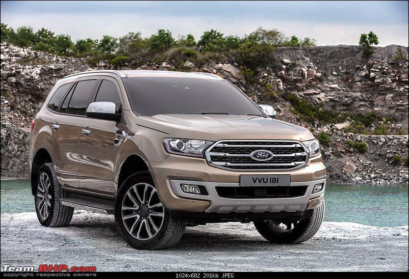 Ford Endeavour facelift launch in early 2019. EDIT: Spotted in India-2018fordeverest12.jpg
