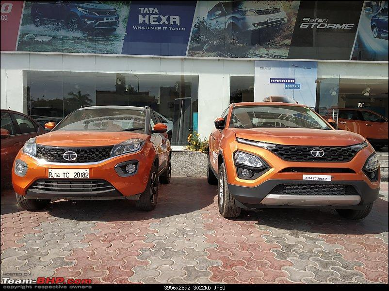 Tata H5X Concept @ Auto Expo 2018. Named Tata Harrier! EDIT: Launched @ Rs. 12.69 lakhs-img_20190208_164402.jpg