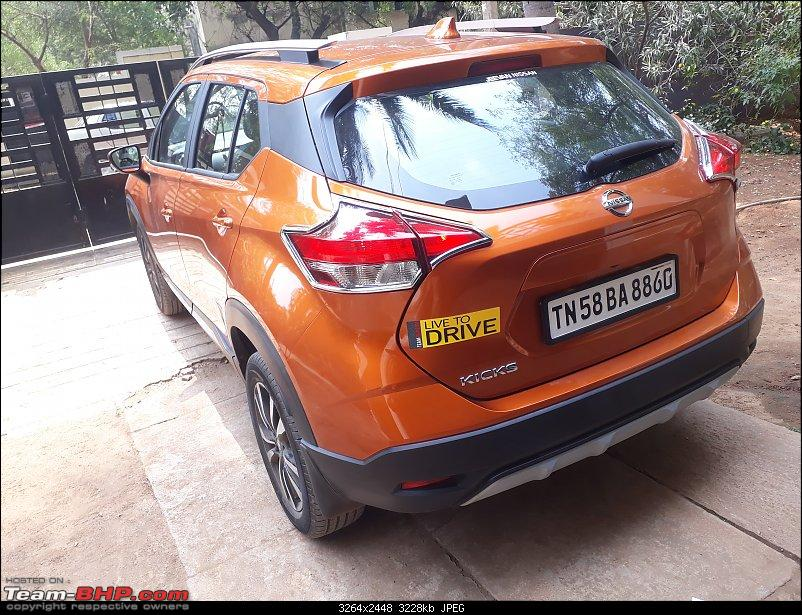 The Nissan Kicks Crossover. EDIT: Launched at Rs. 9.55 lakhs-20190218_122310.jpg
