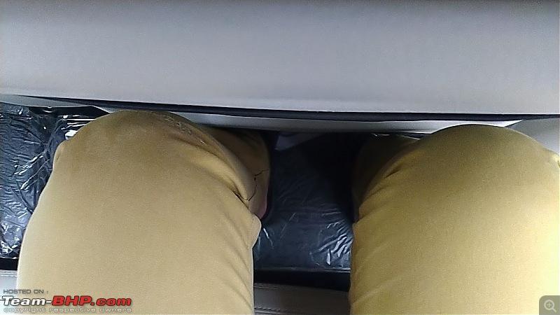 The Mahindra XUV300, aka Ssangyong Tivoli. Edit: Launched @ 7.9 lakhs-leg-room-backmost-position.jpg