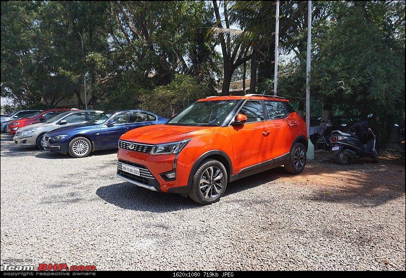 The Mahindra XUV300, aka Ssangyong Tivoli. Edit: Launched @ 7.9 lakhs-dsc00893.jpg