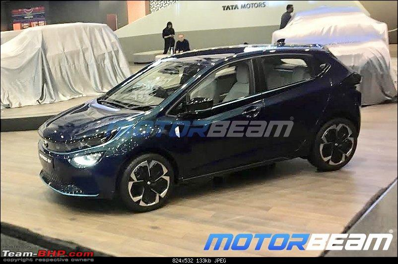 Tata developing a premium hatchback, the Altroz. Edit: Launched at 5.29 lakh.-tataaltrozev.jpg