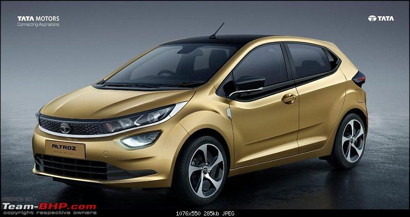 Tata developing a premium hatchback, the Altroz. Edit: Launched at 5.29 lakh.-screenshot_20190305162624_twitter.jpg