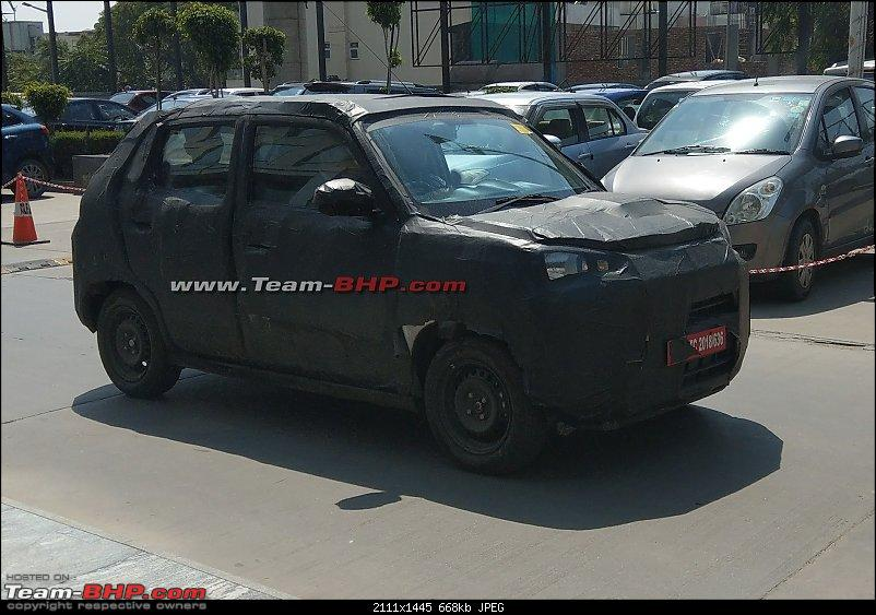 Maruti S-Presso, the SUV'ish hatchback. EDIT : Launched at Rs. 3.69 lakhs-imag9110_2.jpg