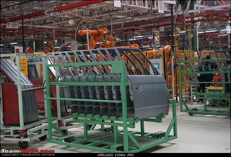 Mahindra Logistics : An insight into automotive logistics at a car factory-dsc03212.jpg