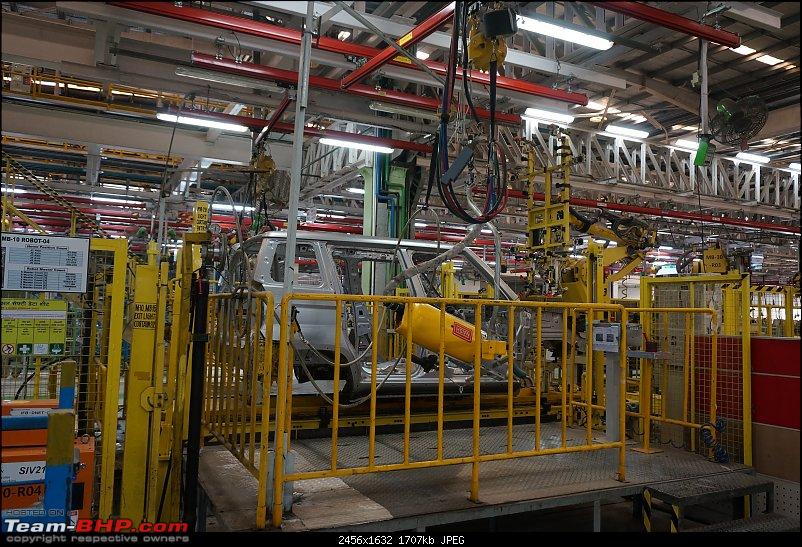 Mahindra Logistics : An insight into automotive logistics at a car factory-dsc03228.jpg