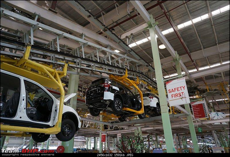 Mahindra Logistics : An insight into automotive logistics at a car factory-dsc03287.jpg