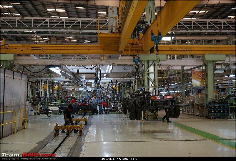 Mahindra Logistics : An insight into automotive logistics at a car factory-13.jpg