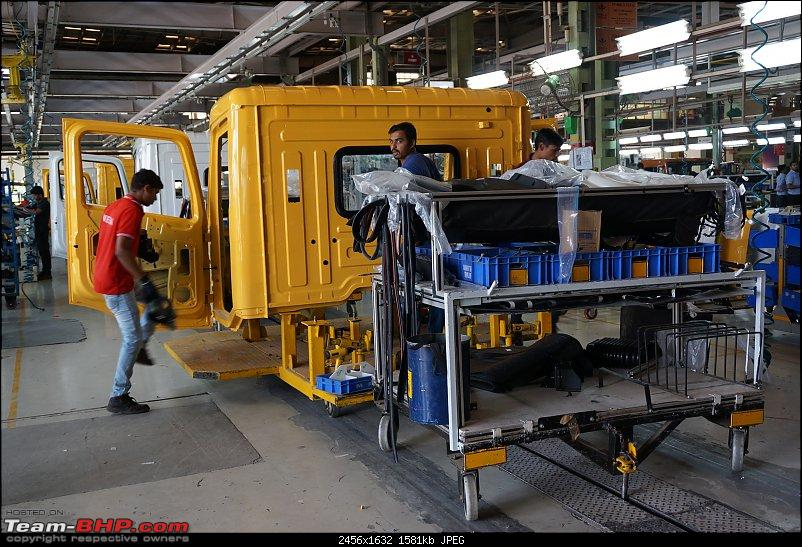 Mahindra Logistics : An insight into automotive logistics at a car factory-18.jpg