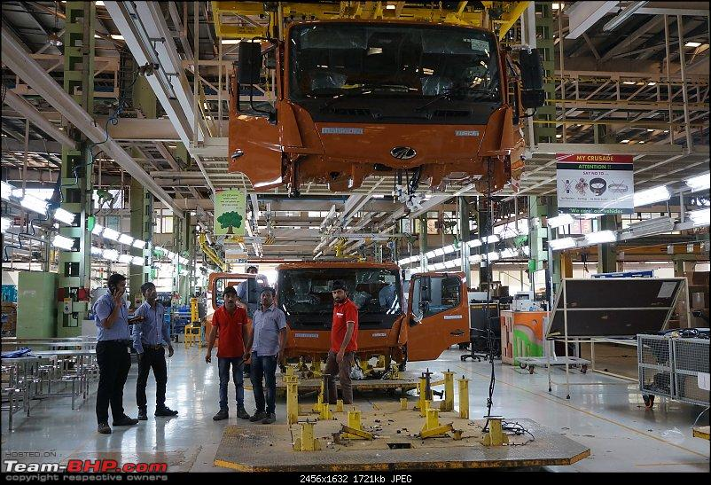 Mahindra Logistics : An insight into automotive logistics at a car factory-19.jpg