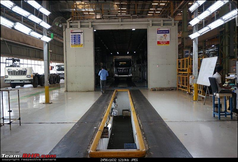 Mahindra Logistics : An insight into automotive logistics at a car factory-30.jpg