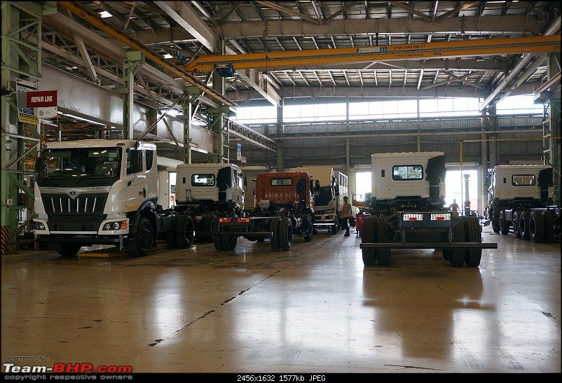 Mahindra Logistics : An insight into automotive logistics at a car factory-34.jpg
