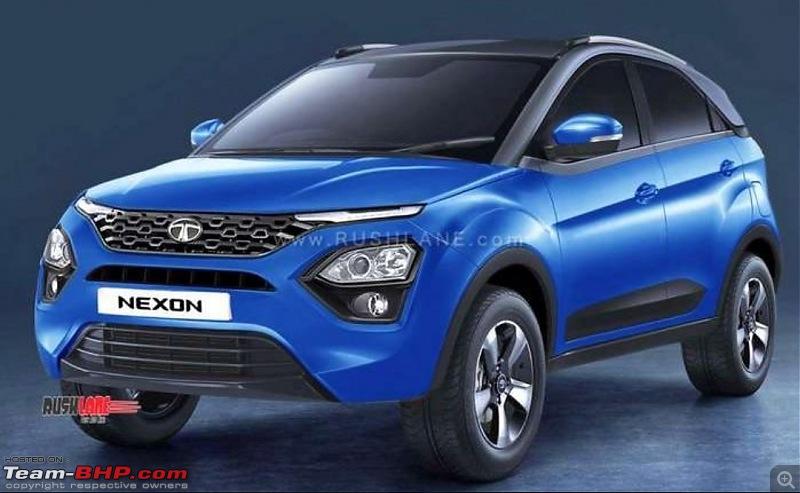 Tata Nexon Facelift spied. EDIT: Launched at Rs 6.95 lakh-screenshot_20190330085914_chrome.jpg