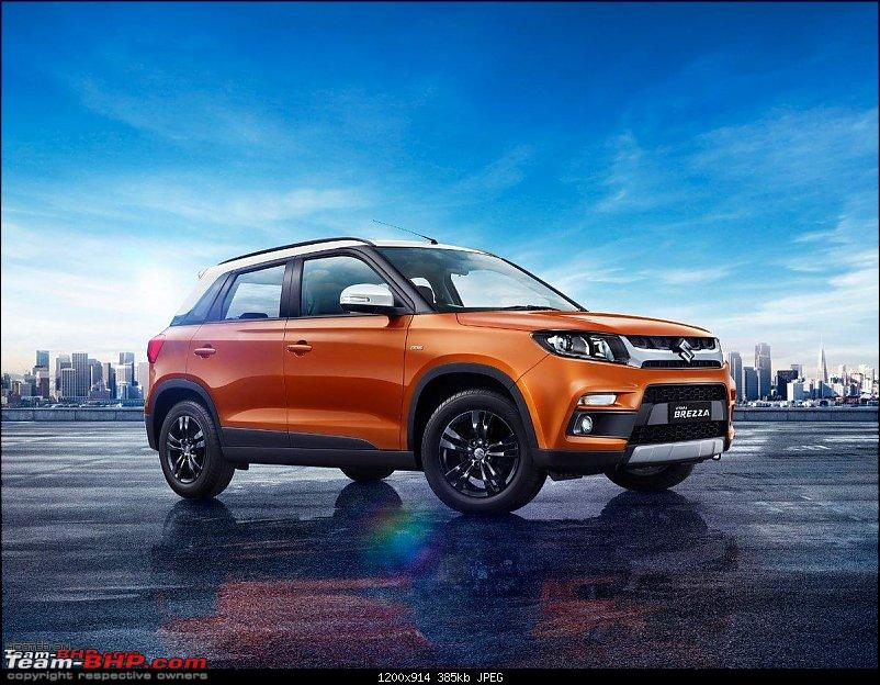 Maruti Vitara Brezza 1.5L petrol. Edit: Launched at Rs 7.34 lakh-brezza-1.jpg