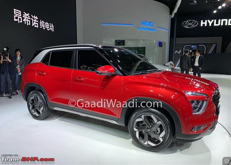 2020 Hyundai Creta / ix25 breaks cover-2020hyundaicretaside.jpg