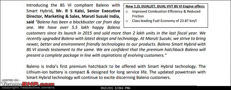Maruti Baleno Smart Hybrid caught testing. EDIT: Now launched-2.png