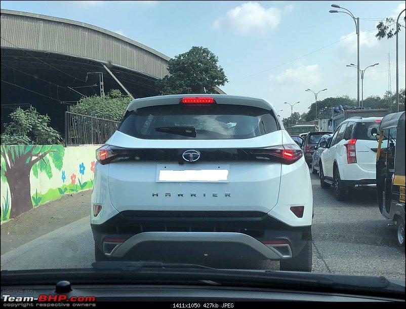 Tata H5X Concept @ Auto Expo 2018. Named Tata Harrier! EDIT: Launched @ Rs. 12.69 lakhs-harrier.jpg