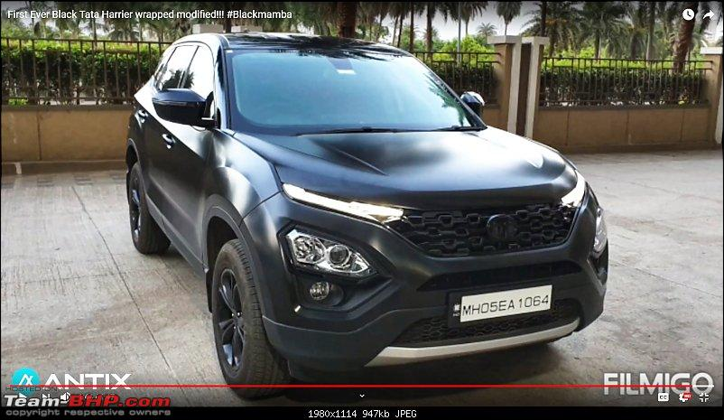 Tata H5X Concept @ Auto Expo 2018. Named Tata Harrier! EDIT: Launched @ Rs. 12.69 lakhs-10.jpg