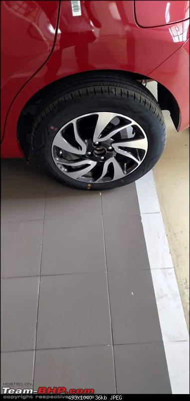 Toyota Glanza (rebadged Maruti Baleno). EDIT: Launched @ Rs 7.22 lakh-img20190510wa0065.jpg