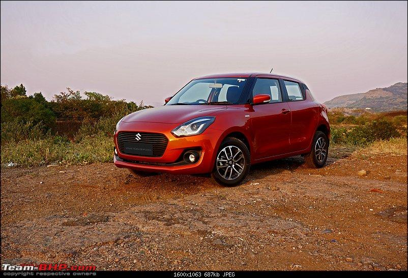 When the previous-gen car / bike was better than the newer-generation model-2017marutiswift01.jpg