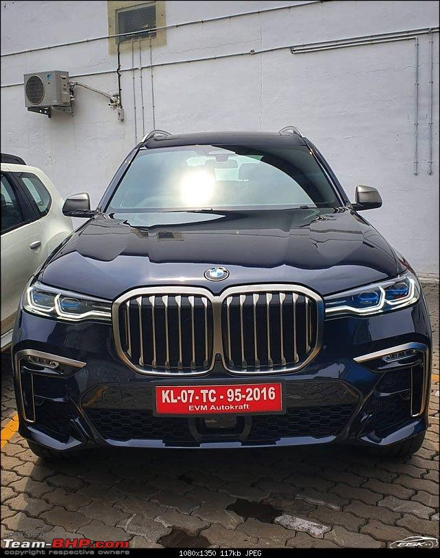 BMW X7 spotted in India. To be launched on January 31, 2019?-8d6bb2876e7f3b49f84549d17a39e1ae.jpg