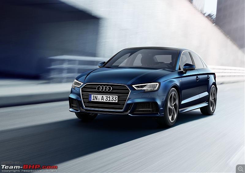 Audi A3 sedan price cut. Now starts at Rs. 28.99 lakh ...