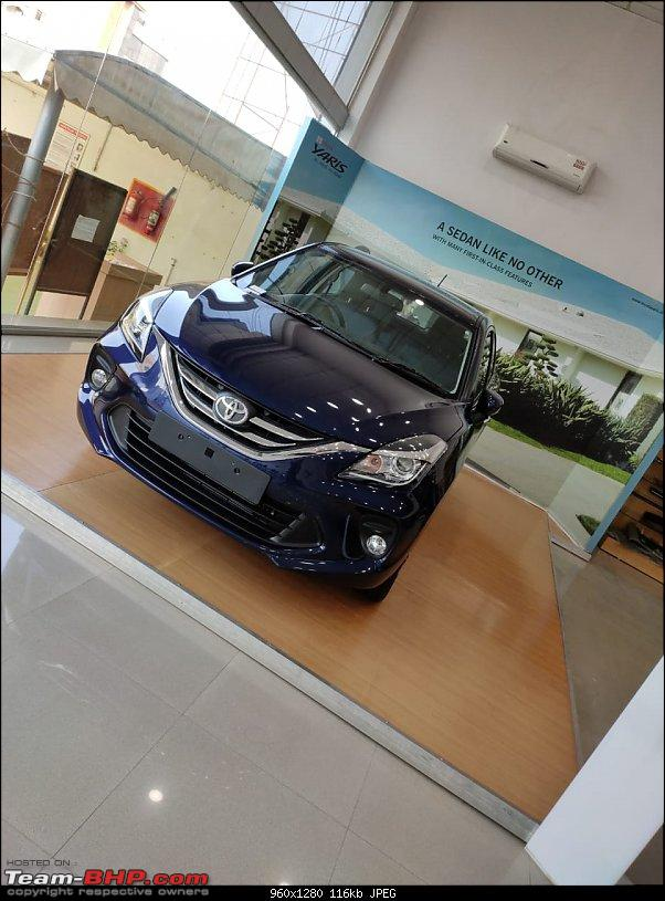 Toyota Glanza (rebadged Maruti Baleno). EDIT: Launched @ Rs 7.22 lakh-img20190609wa0015.jpg