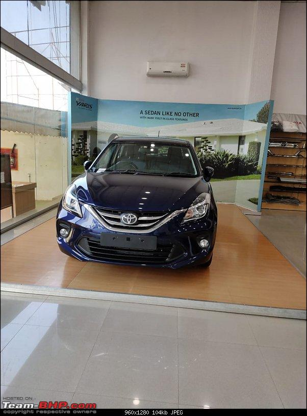 Toyota Glanza (rebadged Maruti Baleno). EDIT: Launched @ Rs 7.22 lakh-img20190609wa0022.jpg