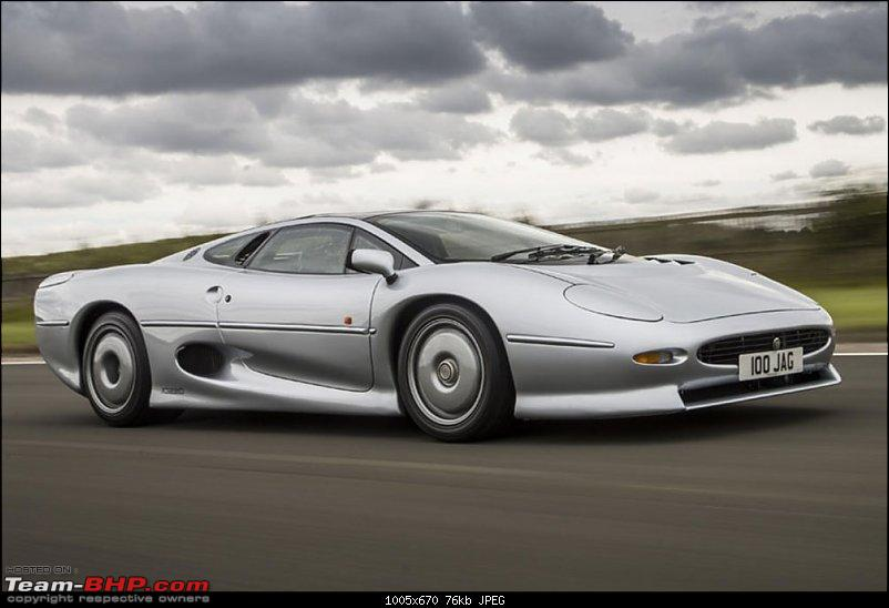 The most timeless car designs ever...-xj220.jpg