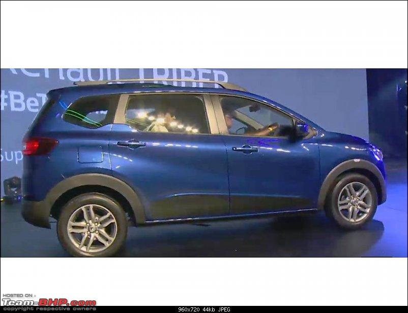 Renault Triber, the Kwid-based MPV. EDIT : Launched at Rs. 4.95 lakhs-triber-blue.jpg